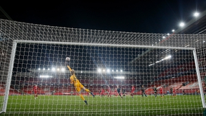 Caoimhin Kelleher produced a number of fine saves as Liverpool overcame Ajax in Anfield