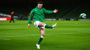 Johnny Sexton says he is close to agreeing a new contract with the IRFU