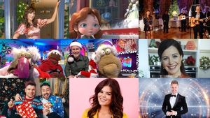 There's something for everyone on RTÉ this Christmas