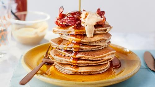 Joe Wicks' Elvis pancakes recipe