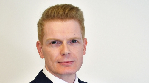 Cormac Ryan, Commercial Director at Enet.