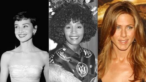 From Cleopatra's heavy bangs to the whispier looks of the Nineties, fringe styles are constantly changing.