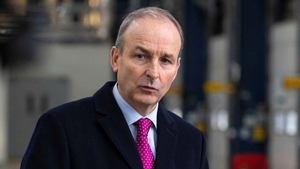 Micheál Martin said he is hopeful the country ison target to get daily Covid-19 cases down to between 400 and 600 by the end of February