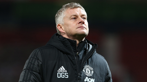 """Ole Gunnar Solskjaer: """"They were there for the taking."""""""