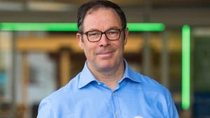 Tesco's new chief executive Ken Murphy