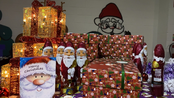 ICHH has run a 'Santa Box' Christmas appeal for the last six years