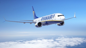 Ryanair's order with Boeing now stands at 210 planes