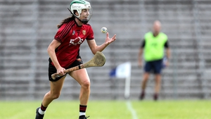 Karen McMullan in action for Down