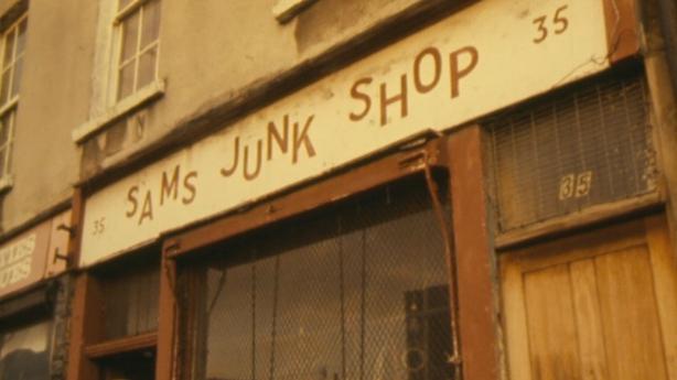 Sam's Junk Shop, Francis Street, Dublin