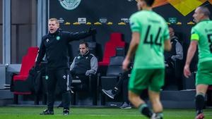 Celtic and Neil Lennon are feeling the pressure