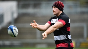 It is just 26 months since Eric O'Sullivan made his Ulster debut