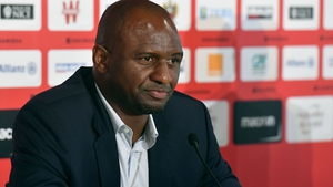 Vieira spent over two seasons in charge