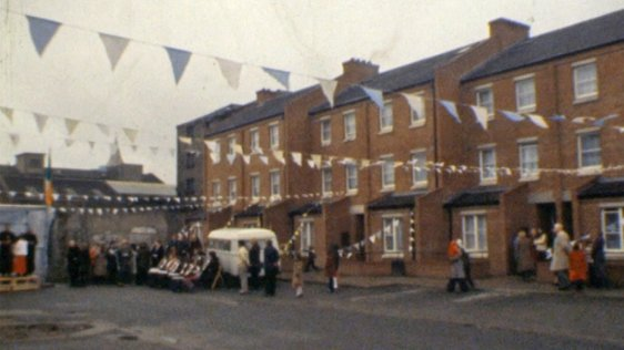 City Quay Houses Blessed (1980)