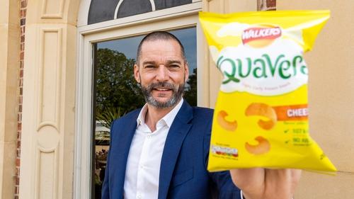 Snackmasters: Quavers