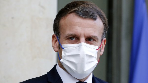 Striking criticism of Mr Macron appeared in international media after he announced a crackdown on radical Islam