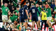 Ireland have won 20 of their last 21 home games
