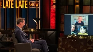 Ryan Tubridy chats to Commander Hadfield and Adam on Friday's Late Late Show