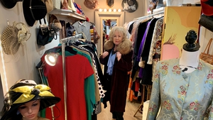 Carmel Crawford owner of Chic Marilyn and Soeur de Marilyn.