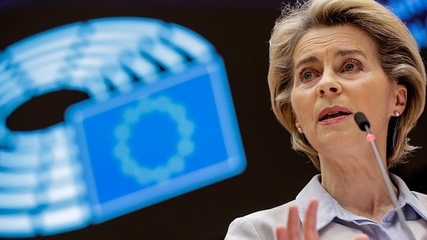 The President of the European CommissionUrsula Von der Leyen is expected to speak with Boris Johnson later today
