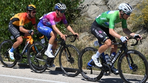 Cavendish (left) will join Bannet (right) at Deceuninck-Quick-Step