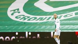 Robben has only made two appearances with his hometown club