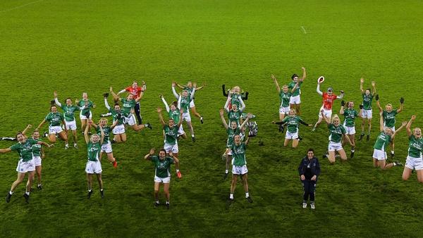Fermanagh celebrate their triumph