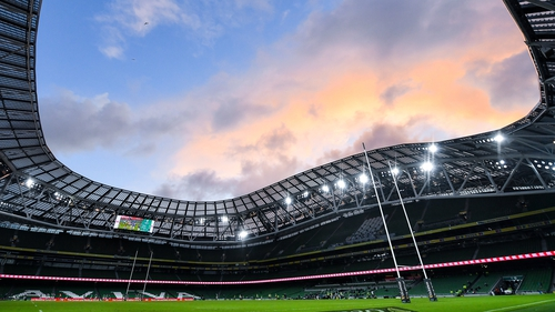 Ireland finished third in the Autumn Nations Cup