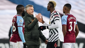 Manchester United manager Ole Gunnar Solskjaer was delighted with the win over West Ham
