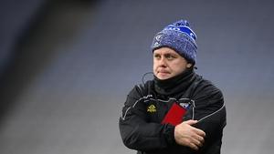 Cavan manager Mickey Graham