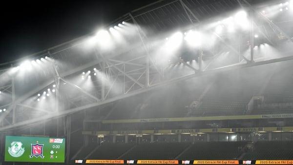 No white smoke has emerged on Dublin hosting Euro 2020 games