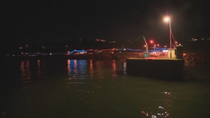A fundraising campaignwas set up with the aim of raising a few thousand euro to light up four areas on the island, but the response was overwhelming