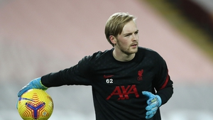 Caoimhin Kelleher has committed his future to Liverpool