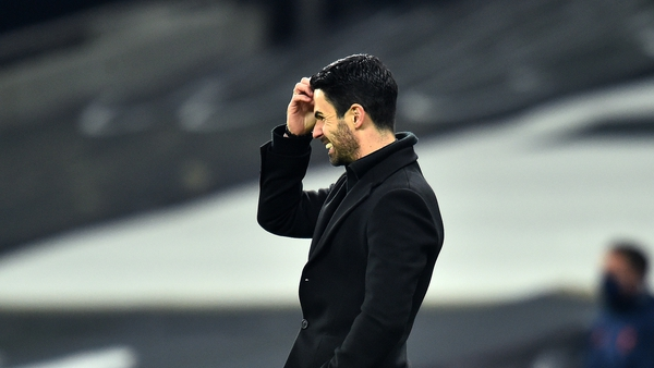Mikel Arteta is struggling to find answers to Arsenal's problems