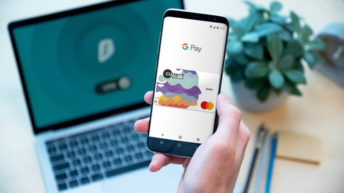 Contactless payments are on the rise