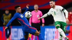 The Republic of Ireland could be grouped with England