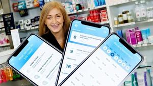 Leonora O'Brien, founder and CEO of Pharmapod