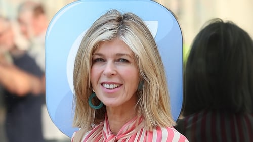 """Kate Garraway has reflected on the """"missed moments"""" of 2020 amid"""