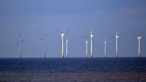 Floating wind turbines can be deployed at much greater depths than fixed-bottom turbines