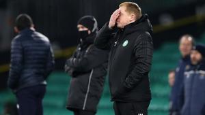 Neil Lennon's Celtic future hangs by a thread