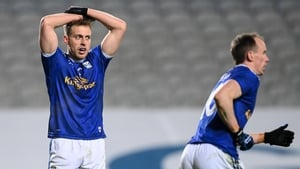 Padraig Faulkner and his Cavan team-mates were the latest to suffer a double-digit defeat to the Dubs