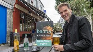 Founder and CEO of Banba, Cormac O'Riordan.