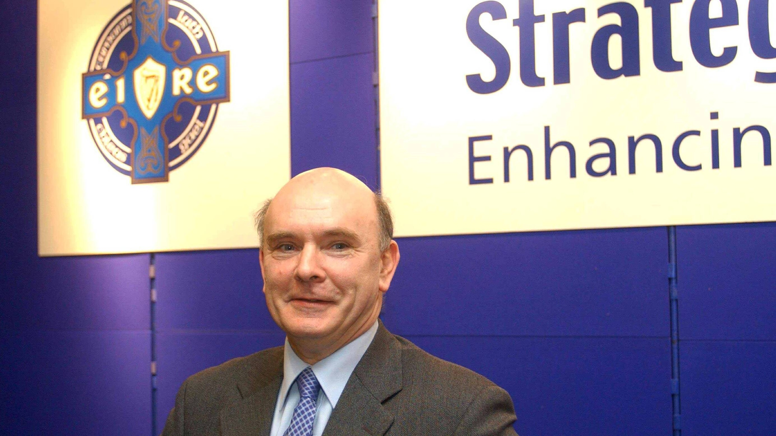 Image - Peter Quinn was chairman of the strategic review committee