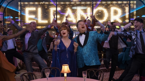 The Prom is in selected cinemas now and streaming on Netflix from Friday