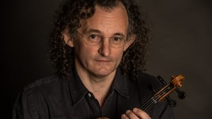 Martin Hayes performs live from the National Concert Hall stage with jazz pianist Cormac McCarthy and Brian Donnellan on bouzouki, harmonium and concertina