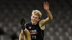 Anton Tohill will remain in Australia for 2021