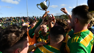 Dunloy are the reigning county champions in Antrim