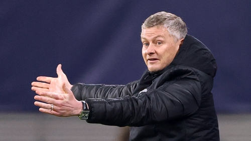 Ole Gunnar Solskjaer would be happy with one-legged European ties