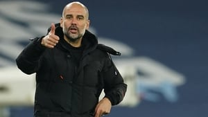 The City boss says he rotates to keep players sharp rather than to rest squad members