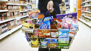 UK supermarket chains in Northern Ireland rely on large and mixed consignments of food coming from GB depots