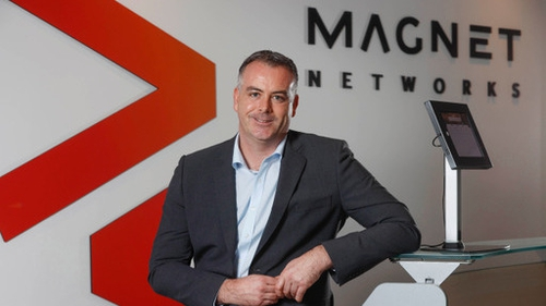 John Delves has been named as the new boss Magnet Networks